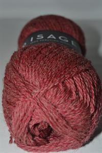 ISAGER highland wool Chili